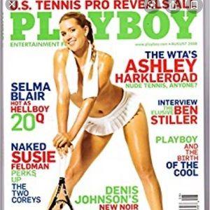 Unopened Playboy Magazine August 2008